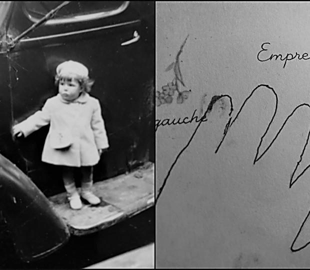 Michèle Bergeron, Lieu intime, non daté