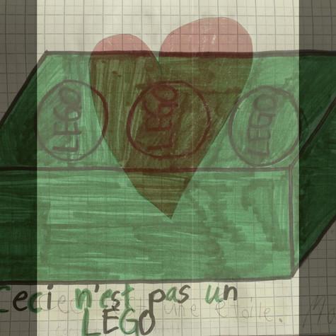 Collectif famille Bordeleau-Branchaud, Un peu... beaucoup... à la Magritte!, 2020