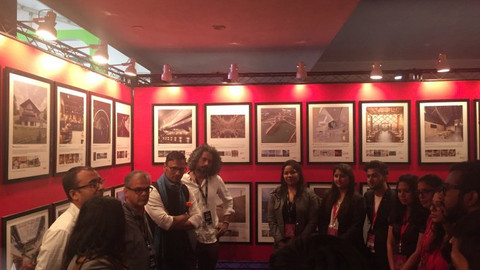 """A' Winners' Exhibition at """"FOAID - Festival of Architecture and Interior Designing Conference"""""""