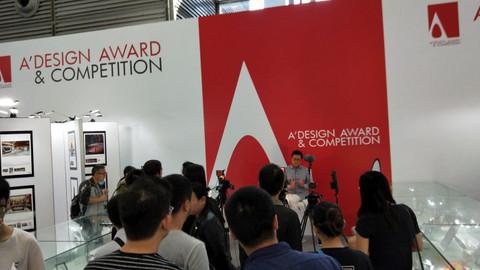 "A' Winners' Exhibition at ""Shenzhen International Industrial Design Fair"""