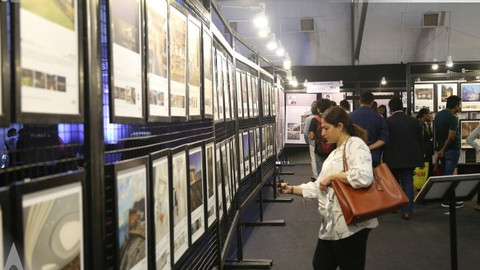 A' Winners' Exhibition at Festival of Architecture and Interior Designing Conference
