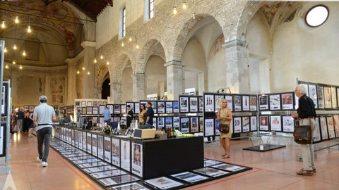 "A' Winners' Exhibition at ""MOOD"" Ex Chiesa di San Francesco"