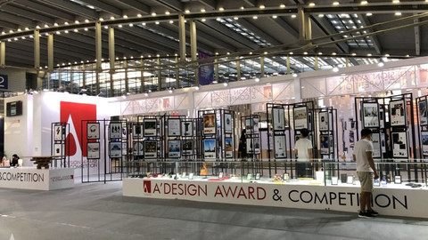 A' Winners' Exhibition at Shenzhen International Industrial Design Week