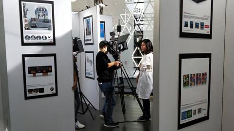 "A' Winners' Exhibition at ""Heibei Design Center"""