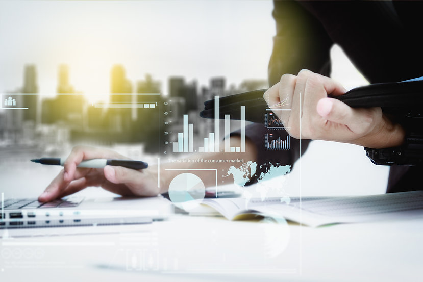 bigstock-Double-Exposure-Of-Business-Wo-