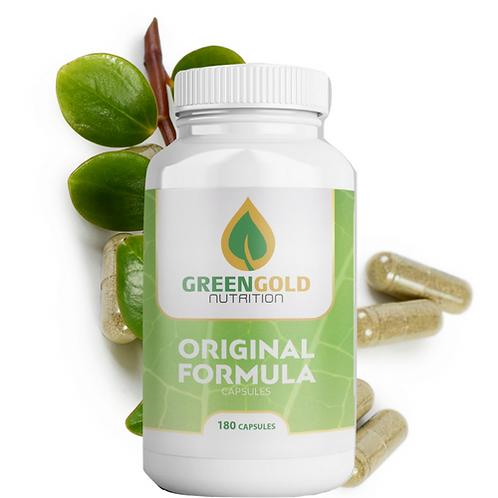 GreenGold Original Formula Caps