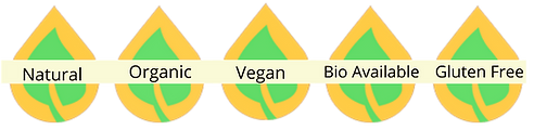 natural, organic, vegan, gluten free, products