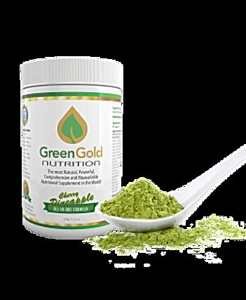 Green Gold Cherry Pinapple