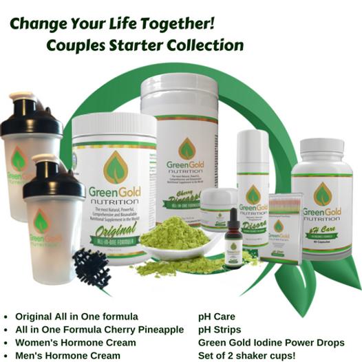 hormone balance couples, couples starter collection