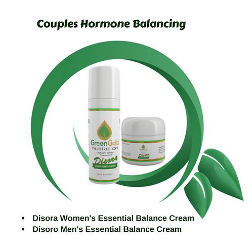 Disora & Disoro Couples Balancing Creams