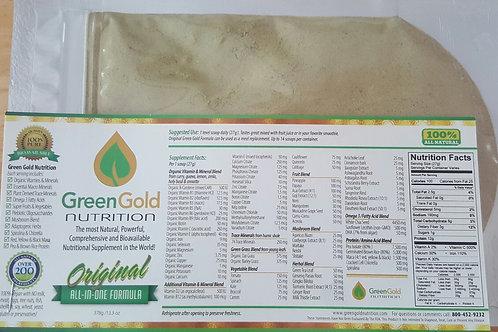 "GreenGold's Original ""All-in-One-Formula""  Travel/Sample packs"