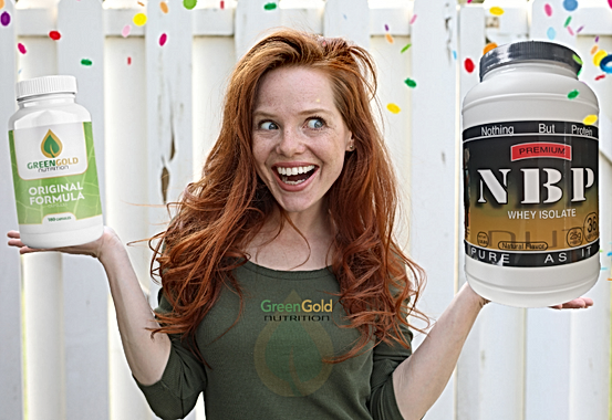 Win supplements, free protein, free vitamins