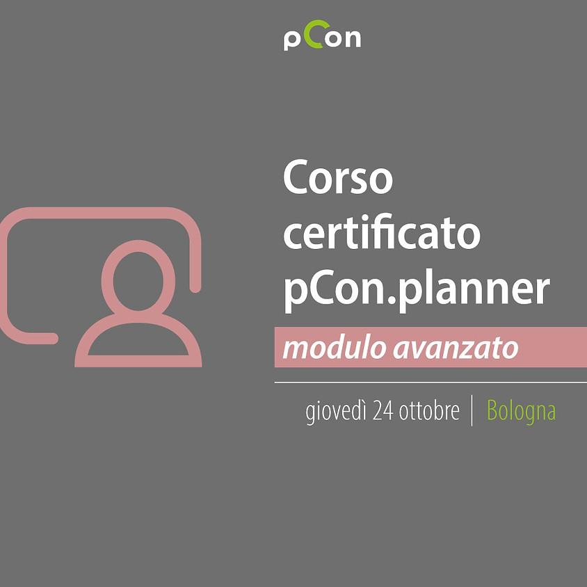 pCon.planner | Modulo avanzato