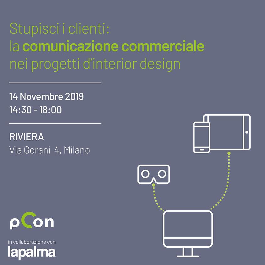 Stupisci i clienti: la comunicazione commerciale nei progetti d'interior design