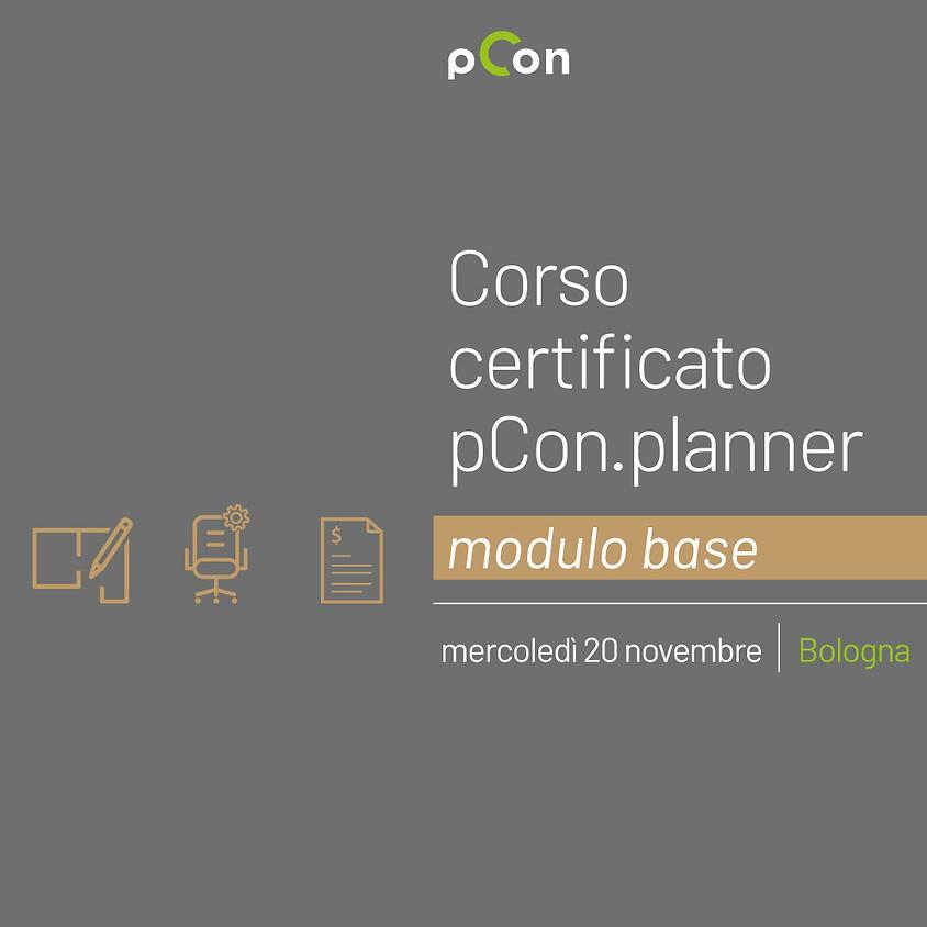 pCon.planner | Modulo base