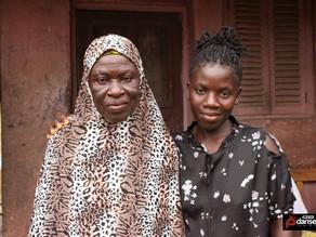 ADANSEƐ FM RE-UNITES HABIBA AND HER FAMILY