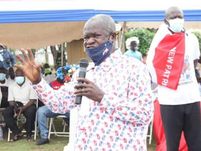 REMAIN RESOLUTE AND WORK HARD TO KEEP THE PARTY AFLOAT, NPP CHAIRMAN CHARGES ON PARTY MEMBERS
