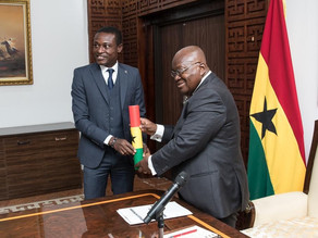 KISSI AGYEBENG HAS CAPACITY, EXPERIENCE & INTELLECT TO SUCCEED AS SPECIAL PROSECUTOR -AKUFO-ADDO