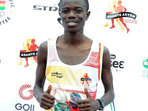 Asante Akyem Marathon:  William Amponsah and Sakat Lariba Emerge As Winners