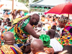 Tepa Chief host Hon Asenso-Boakye