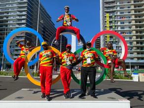 Tokyo 2020 - Premature Post Mortem of Team Ghana