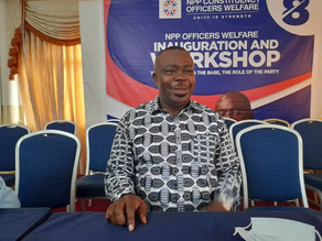"""""""Let's Energize Grassroots For Victory 2024"""" - Asa Bee To NPP Chairmen"""