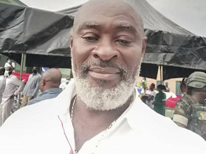 NADMO Laws Needs Amendments - Ashanti Regional NADMO Director, Kwabena Nsenkyire