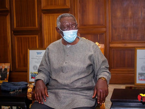 Patronize GMR's Free Medical Outreach - Former Pres. Kufuor to people of Atibie