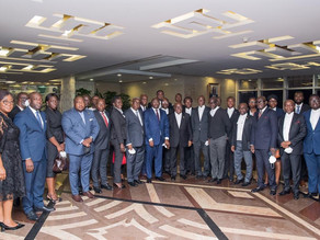 H.E AKUFO-ADDO, VEEP BAWUMIA MEET LEGAL TEAM OVER ELECTIONS PETITION VICTORY