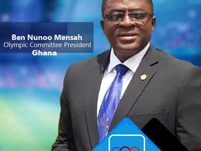 G.O.C Elections... Ben Nunoo Mensah given another 4 Year mandate