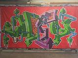 Ray Albarez Graffiti