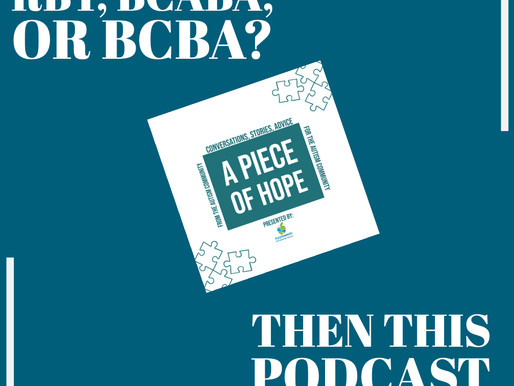 A Piece of Hope Podcast: ABA Study Group
