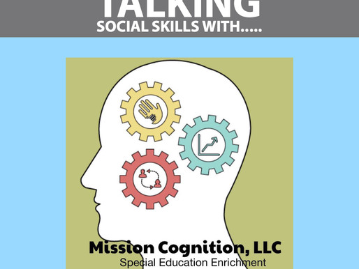 A Piece of Hope Podcast: Talking Social Skills With Mission Cognition