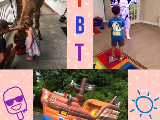 Throwback Thursday: Summer Fun!