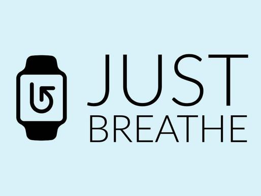 Wellness Wednesday: Just Breathe