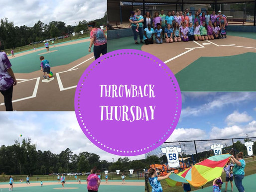 Throwback Thursday: Field Day