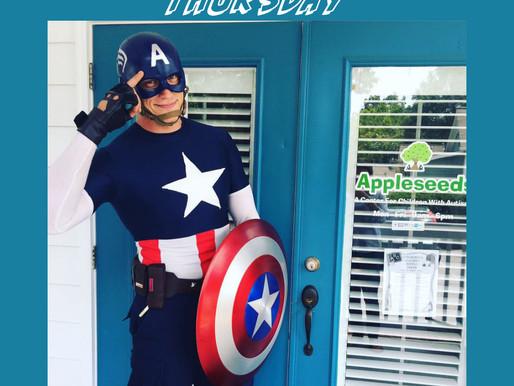 Throwback Thursday: Captain America
