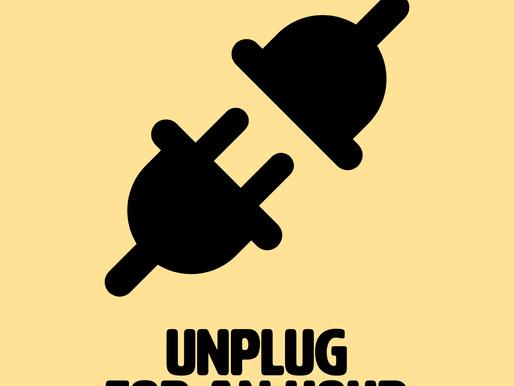 Wellness Wednesday: Unplug