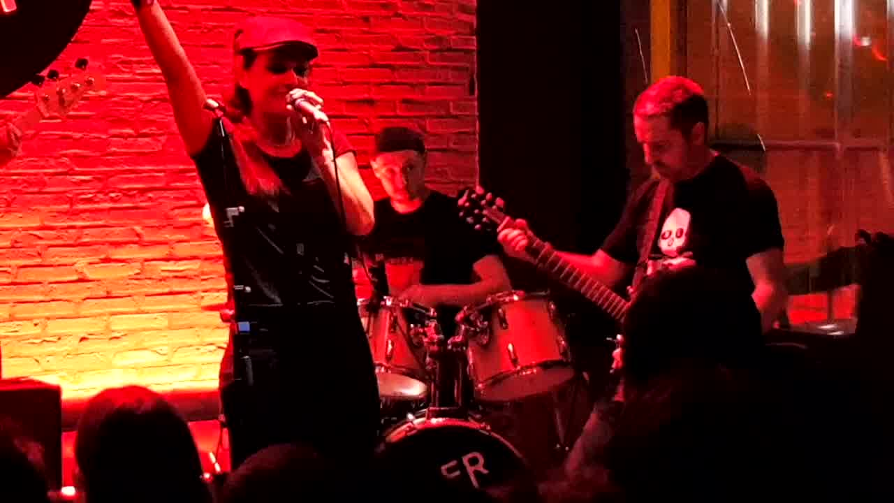 NOG : Hard as a rock, ACDC cover live at Super Sonic
