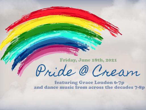 Pride @ Cream
