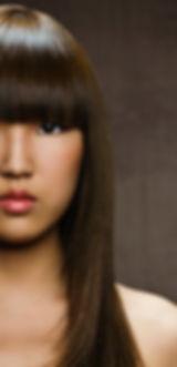 アジアのモデル