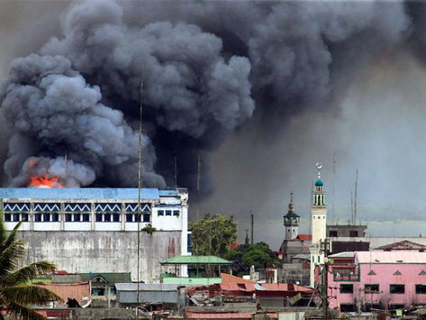 The Philippines between terrorism and political risk: an overview