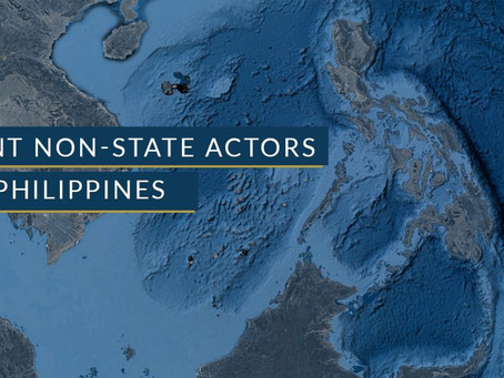 Violent Non-State Actors in the Maritime Space: Implications for the Philippines