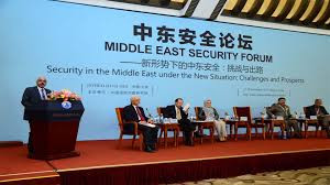 China in the Middle East: Stepping up to the plate
