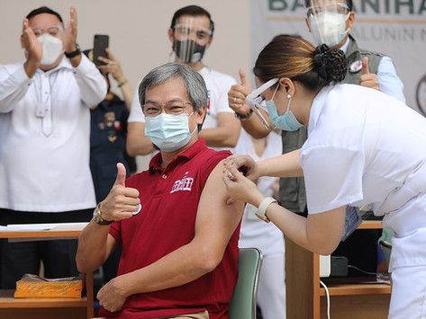The Philippines: A Target of Vaccine Diplomacy
