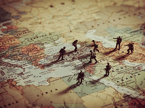 Middle Eastern interventionism galore: Neither US nor Chinese policies alleviate