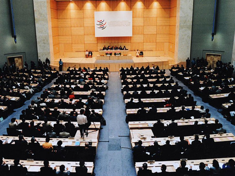 The symptomatic regression of the WTO multilateralism norm