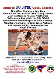 Jiu-Jitsu Clubs-Coaches