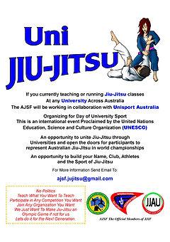 Uni Jiu-Jitsu Clubs