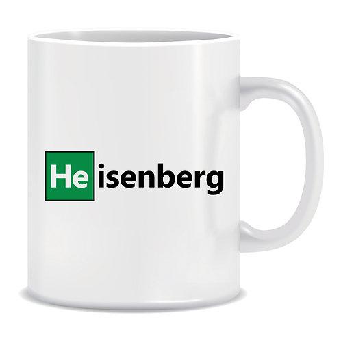 Heisenberg, Breaking Bad, TV and Movie, Printed Mug